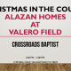Christmas in the Courts Alazan 2016